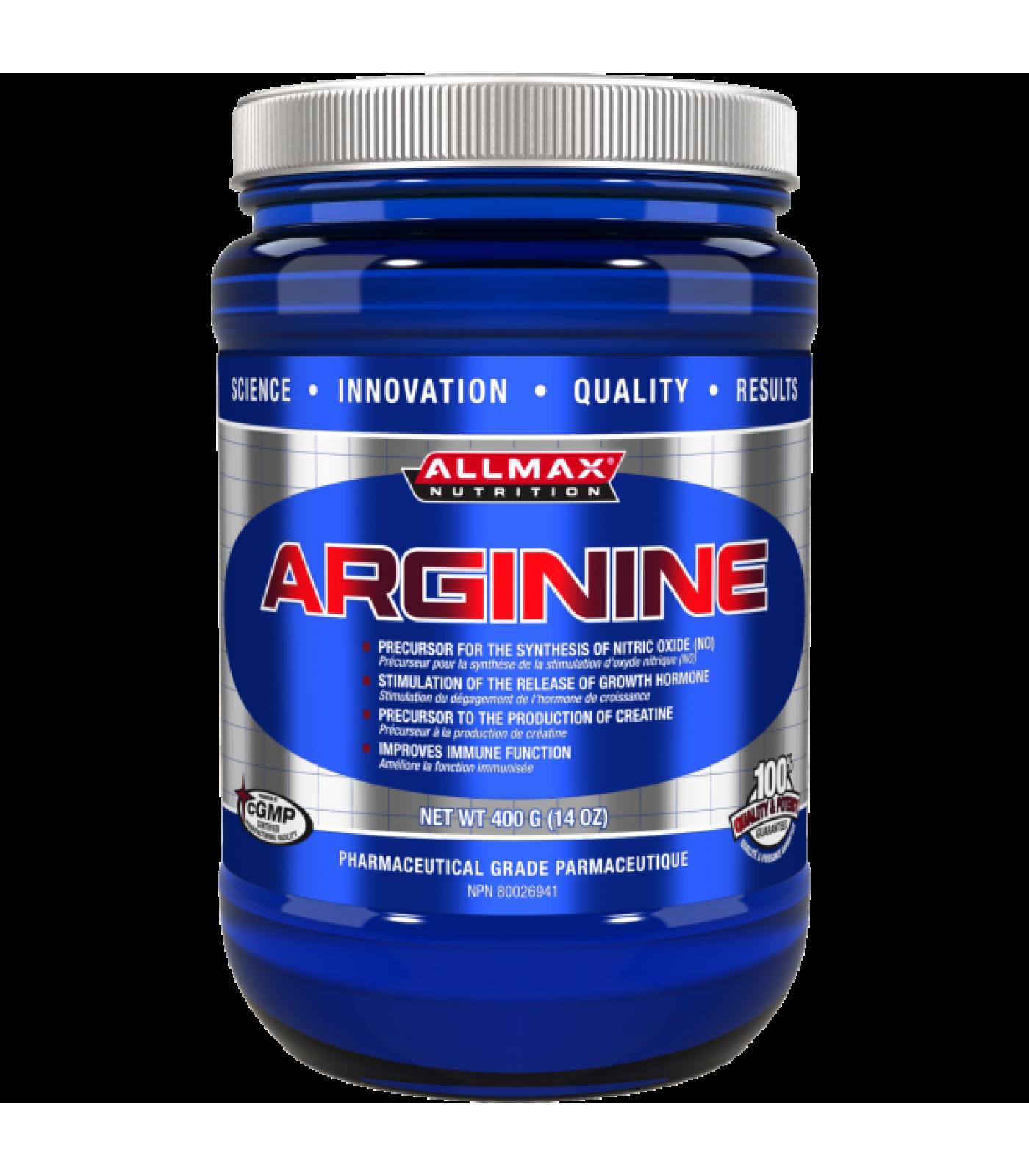 AllMax - Arginine / 400gr.