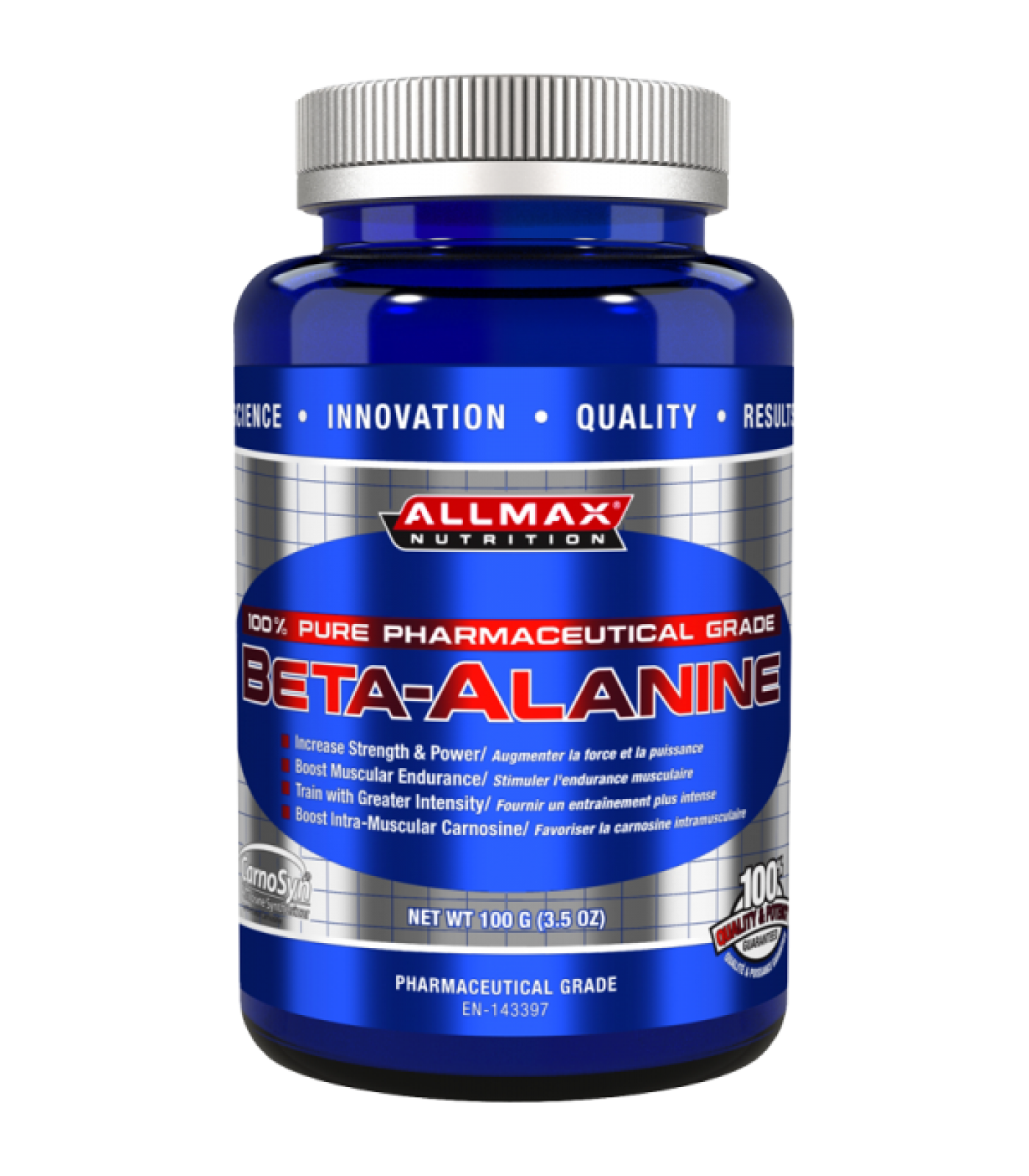 AllMax - Beta Alanine / 100gr.