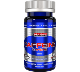 AllMax - Caffeine / 100tabs.
