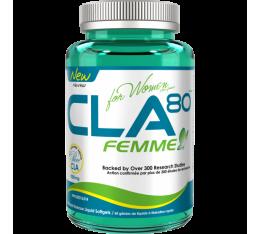 AllMax - CLA 80 Femme / 60caps. Хранителни добавки, Отслабване, CLA
