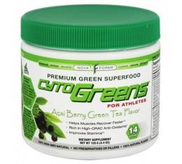 AllMax - Cyto Greens / 125gr. Хранителни добавки, Здраве и тонус, Зелени храни