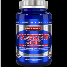 AllMax - D-Aspartic Acid / 100gr. Хранителни добавки, Стимулатори за мъже
