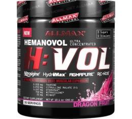 AllMax - Hemanovol  / 285 gr. Хранителни добавки, Азотни/напомпващи