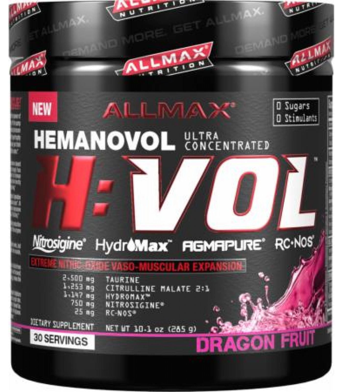 AllMax - Hemanovol  / 285 gr.