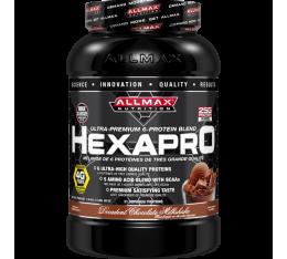 AllMax - HexaPro / 3lb. Хранителни добавки, Протеини, Протеинови матрици