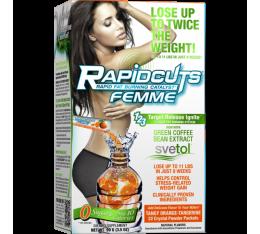 AllMax - RapidCuts Femme Sticks / 22sticks Хранителни добавки, Отслабване, Фет-Бърнари