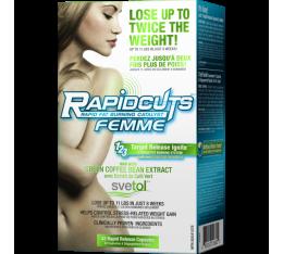 AllMax - RapidCuts Femme / 42caps. Хранителни добавки, Отслабване, Фет-Бърнари