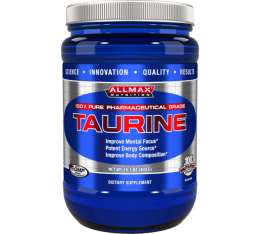 AllMax - Taurine / 400 gr. Хранителни добавки, Аминокиселини, Таурин, Хранителни добавки на промоция