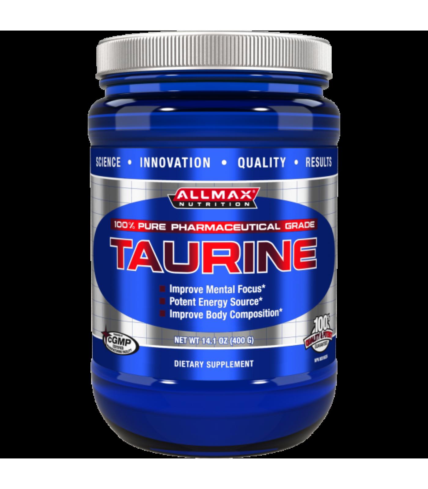 AllMax - Taurine / 400 gr.