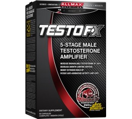 AllMax - TestoFX Loaded / 90 tab Хранителни добавки, Стимулатори за мъже