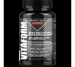 AllMax - Vitaform / 60tabs. Хранителни добавки, Витамини, минерали и др., Мултивитамини, Формули за мъже