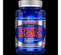 AllMax - ZMA / 90caps Хранителни добавки, Витамини, минерали и др., Стимулатори за мъже, ZMA