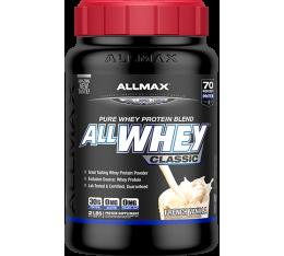 AllMax - All Whey / 2lb. Хранителни добавки, Протеини, Суроватъчен протеин