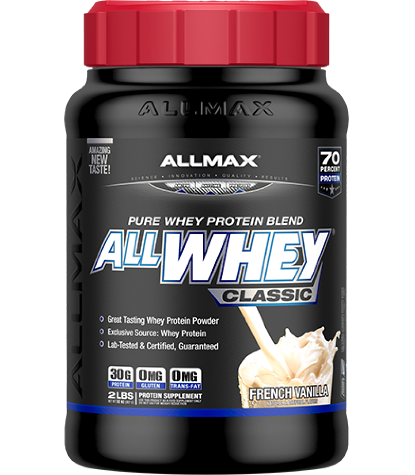 AllMax - All Whey / 2lb.