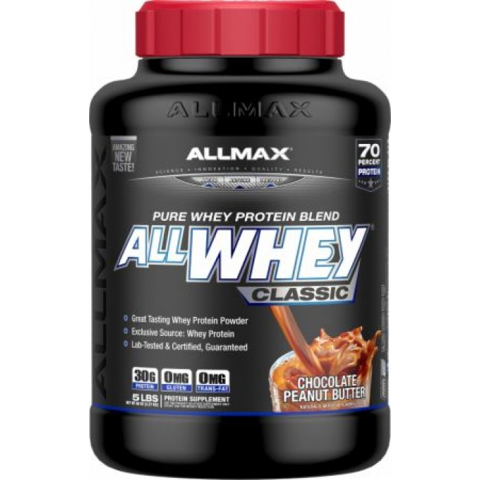 AllMax - All Whey / 5lb