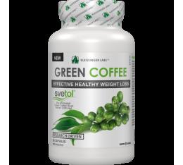 Kleissinger Labs - Green Coffee / 60 caps Хранителни добавки, Отслабване, Кофеин