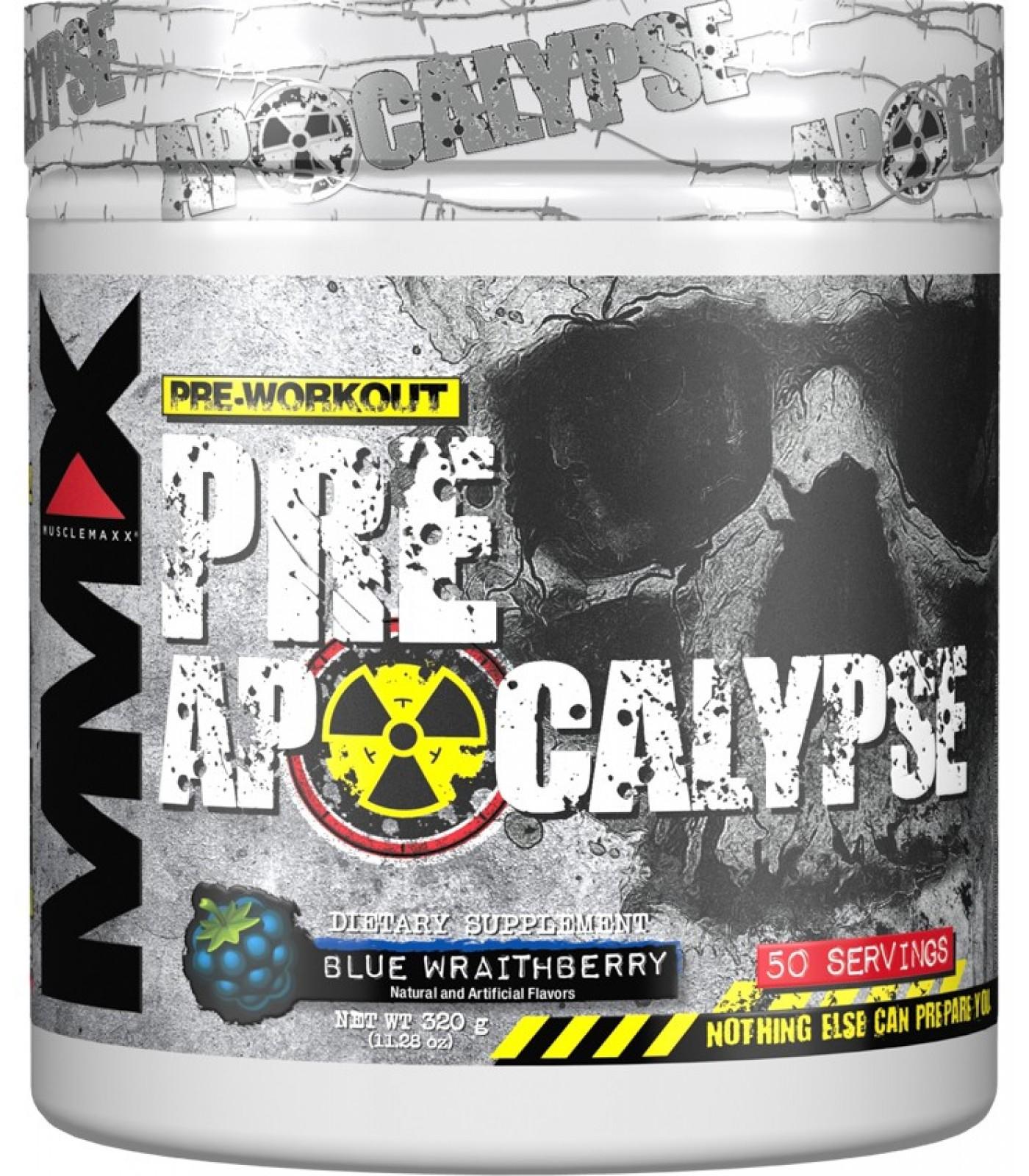 MuscleMax MMX Apocalypse Prework / 320гр.