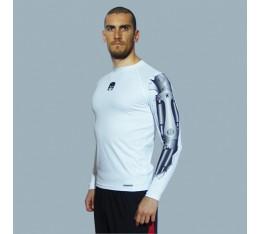 AmerFoot - Рашгард с дълги ръкави - T2 Бойни спортове и MMA, Спортни облекла и Дрехи, Рашгарди