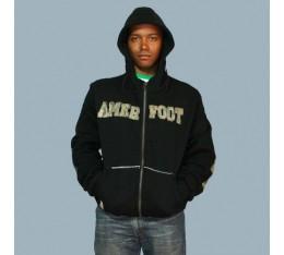AmerFoot - Суитчър - Bаckbreaker / Черно Спортни облекла и Дрехи, Суитчъри и блузи