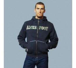 AmerFoot - Суитчър - Bаckbreaker / Графит Спортни облекла и Дрехи, Суитчъри и блузи