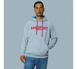 AmerFoot - Суитчър - Classic Kangaroo Light Спортни облекла и Дрехи, Суитчъри и блузи