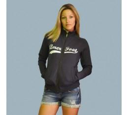 AmerFoot - Суитчър - Full Zip - Top / Графит Спортни облекла и Дрехи, Суитчъри и блузи