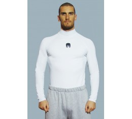 AmerFoot - Тренировъчно горнище - Heater / Бял Бойни спортове и MMA, Спортни облекла и Дрехи, Други облекла