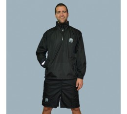 AmerFoot - Яке-ветровка / Черно Спортни облекла и Дрехи, Суитчъри и блузи, Други облекла