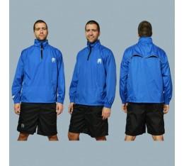 AmerFoot - Яке-ветровка / Синьо Спортни облекла и Дрехи, Суитчъри и блузи, Други облекла