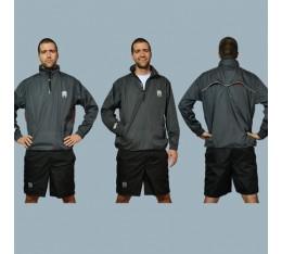AmerFoot - Яке-ветровка / Сиво Спортни облекла и Дрехи, Суитчъри и блузи, Други облекла