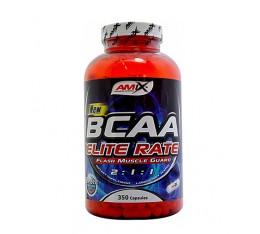 Amix - BCAA Elite Rate / 350caps. Хранителни добавки, Аминокиселини, Разклонена верига (BCAA)