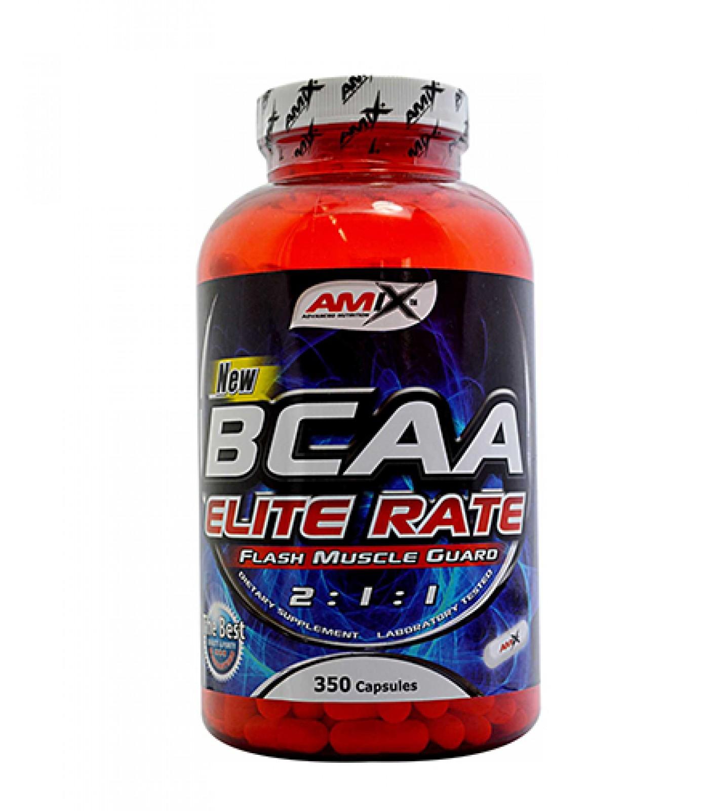Amix - BCAA Elite Rate / 350caps.