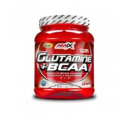 Amix - Glutamine + BCAA / 500g. Хранителни добавки, Аминокиселини, Глутамин