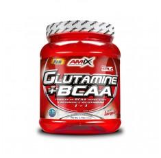 Amix - Glutamine + BCAA / 500g.