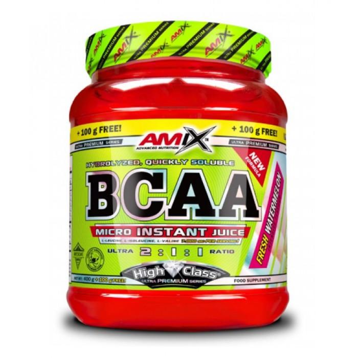 Amix - BCAA Micro-Instant Juice / 500g.