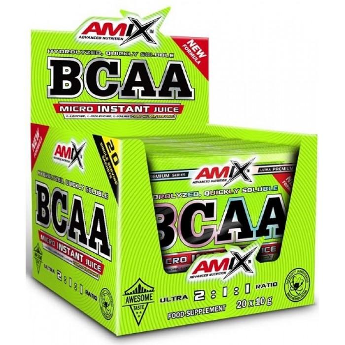 Amix - BCAA Micro-Instant Juice / 20 pieces
