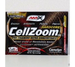 Amix - CellZoom ® Hardcore Activator / 1 Sachet Хранителни добавки, Енергийни продукти