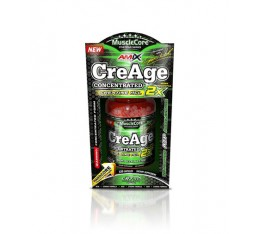 Amix - CreAge / 120caps. Хранителни добавки, Креатинови продукти