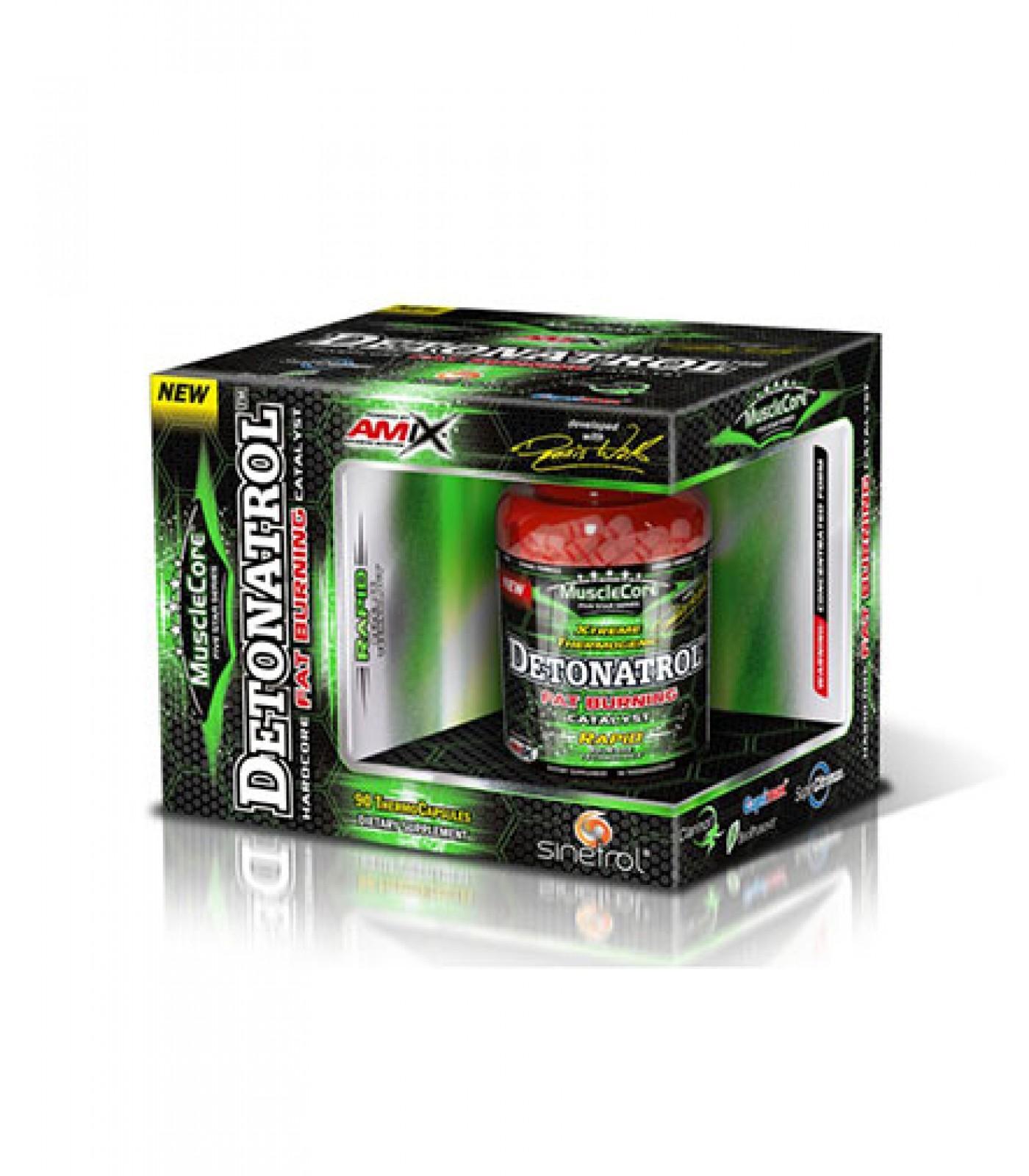 Amix - Detonatrol / 90caps.