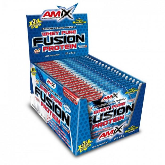 Amix - Whey Pure Fusion / 20 x 30g.