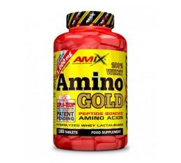 AMIX - Amino Whey Gold / 180 Tabs. Хранителни добавки, Аминокиселини, Комплексни аминокиселини