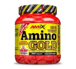 AMIX - Amino Whey Gold / 360 Tabs. Хранителни добавки, Аминокиселини, Комплексни аминокиселини