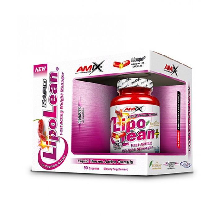 Amix - LipoLean / 90caps.