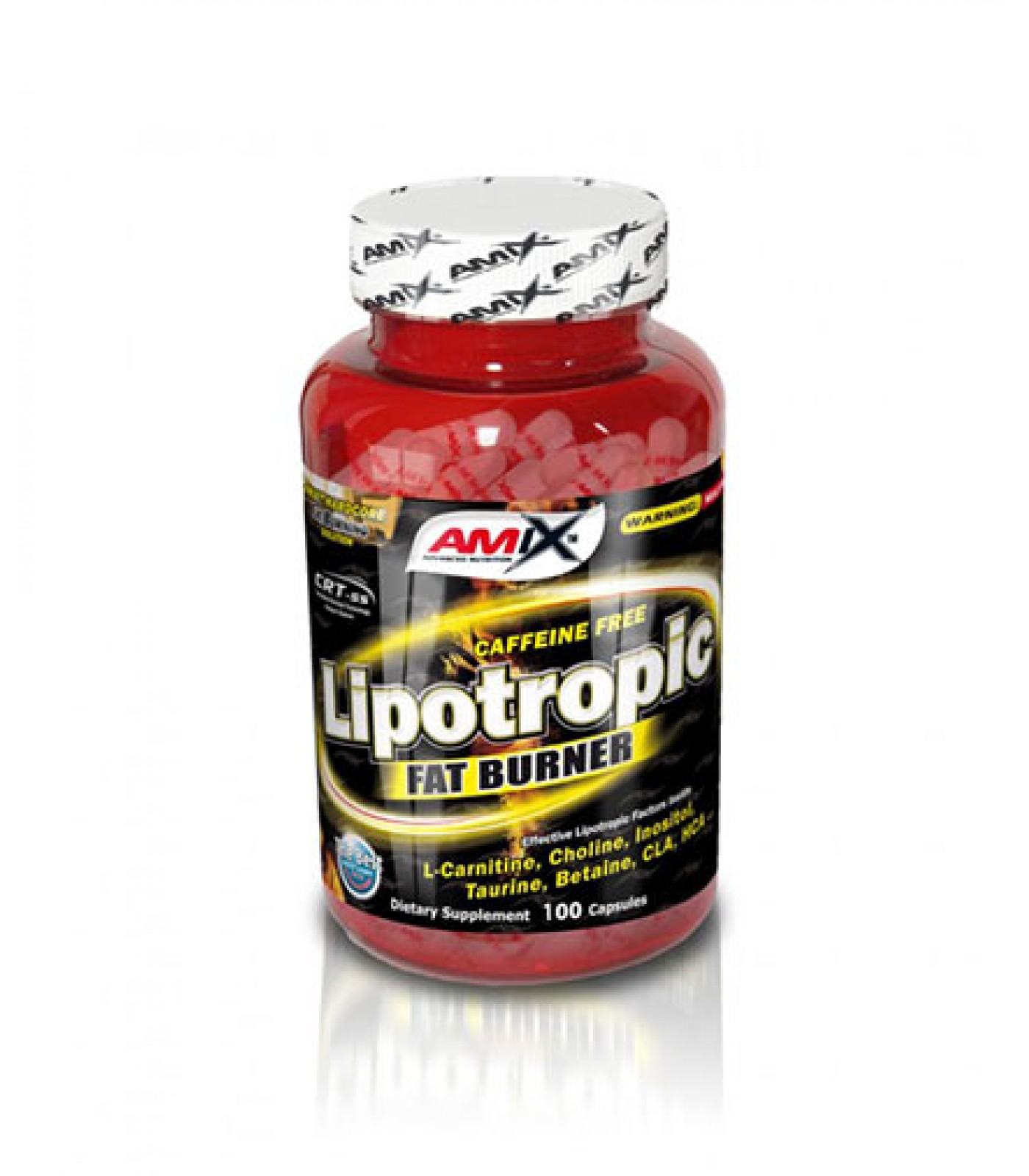 Amix - Lipotropic Fat Burner / 100 caps.