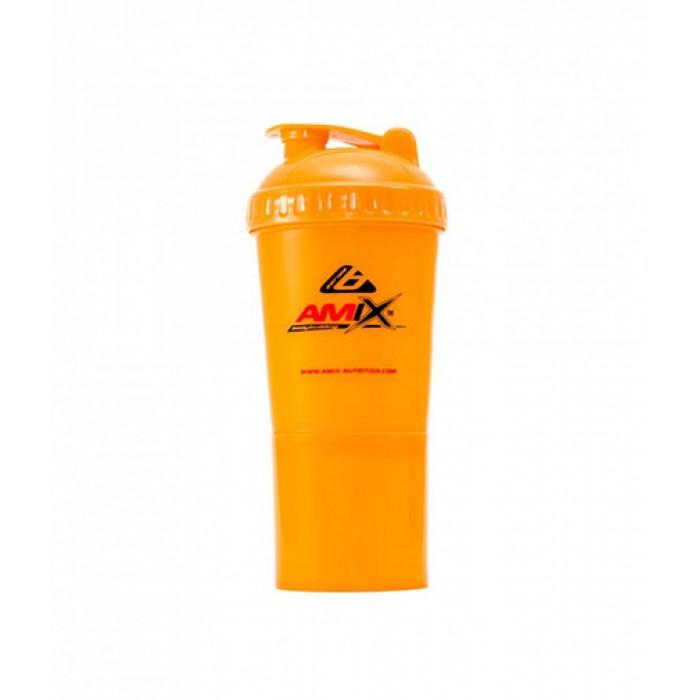Amix - Шейкър Monster Bottle / Оранжев