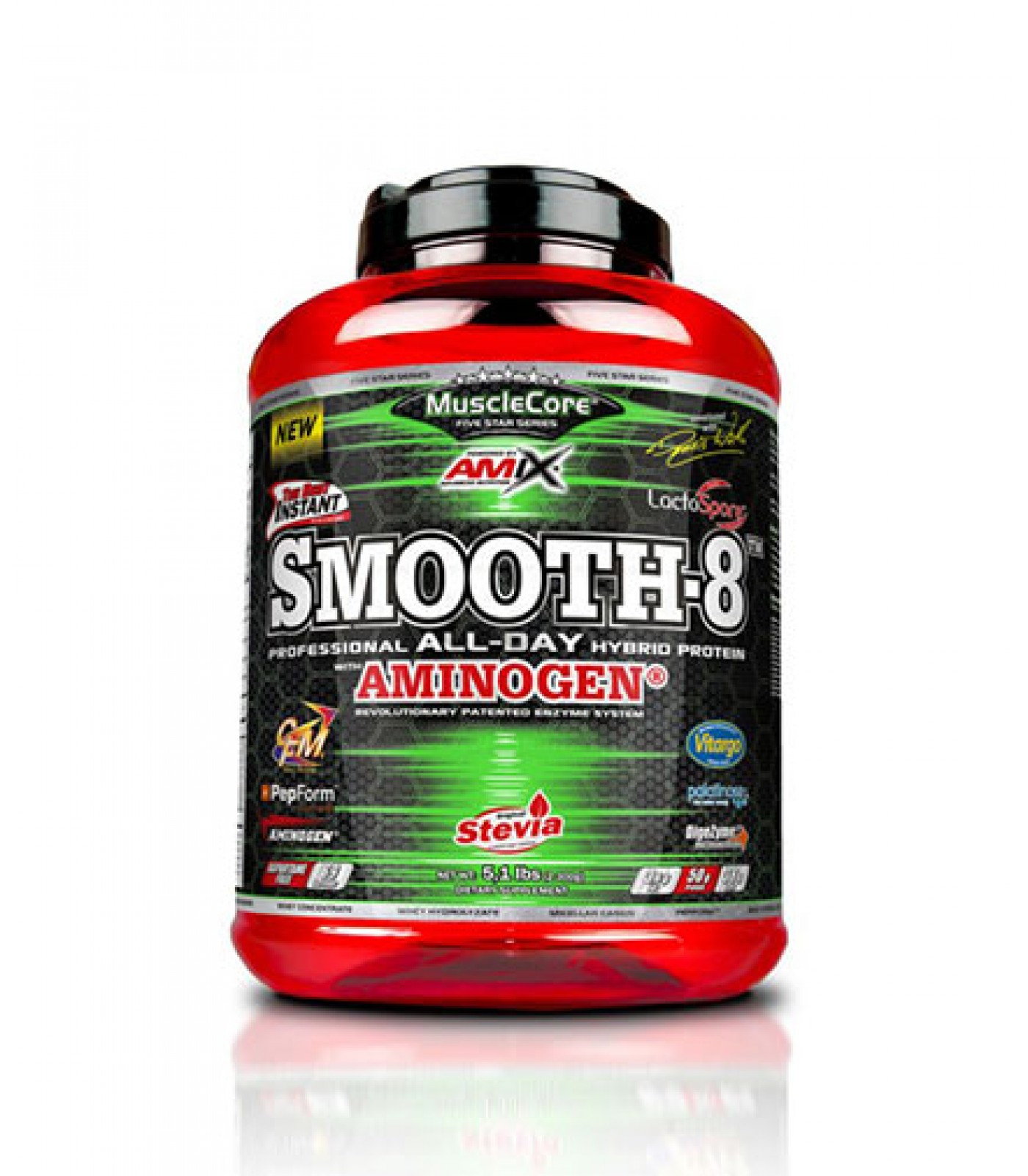 Amix - Smooth-8 / 2300gr.