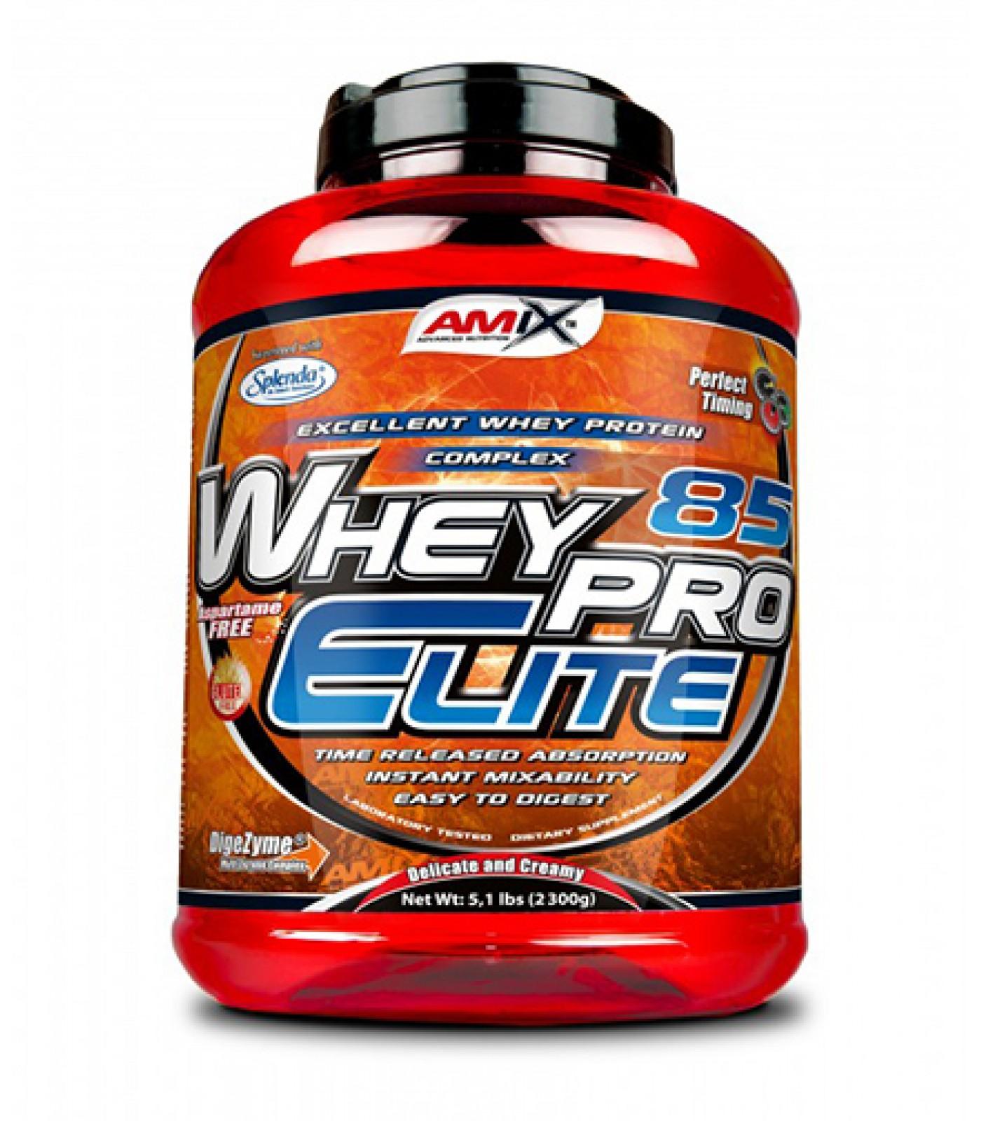 Amix - WheyPro Elite 85% / 2300 gr.