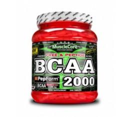 Amix - BCAA 2000 / 240 tabs. Хранителни добавки, Аминокиселини, Разклонена верига (BCAA)