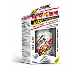 Amix - EPO-CORE™ VO2Max Formula / 120 Caps.