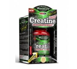 Amix - Creatine MagnaPOWER® / 120 caps. Хранителни добавки, Креатинови продукти, Креатин Монохидрат